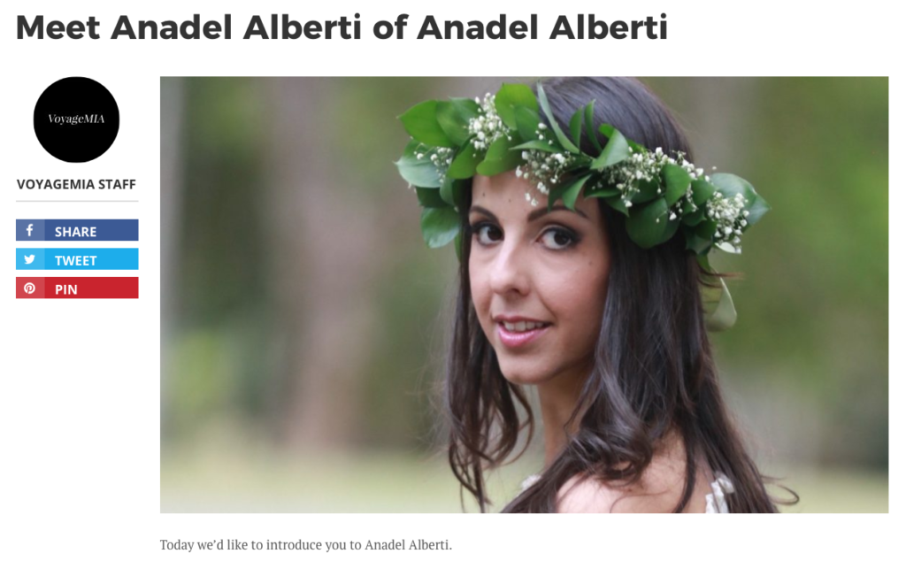 Voyage Miami_Anadel Alberti